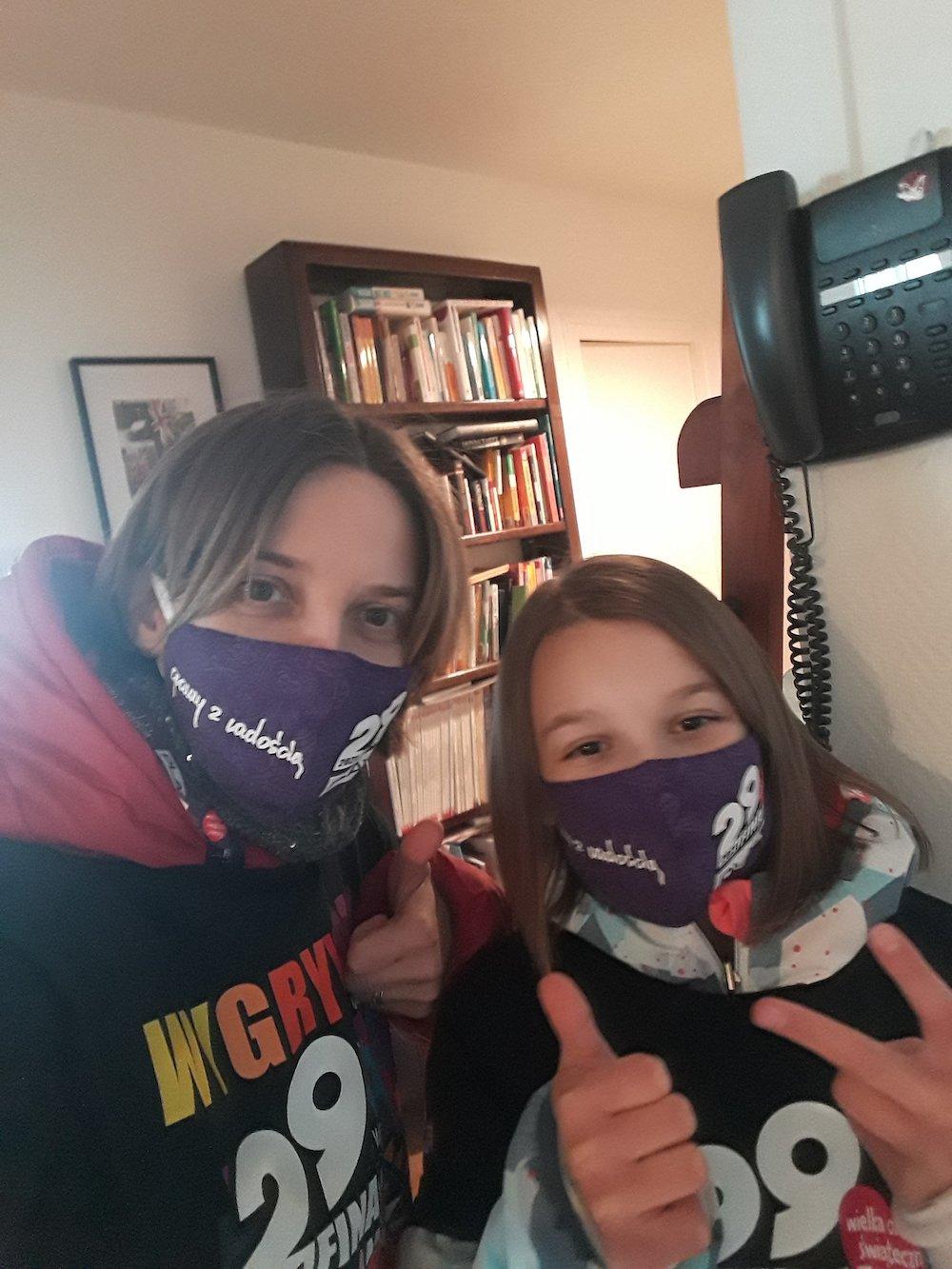 Monika et Noelie